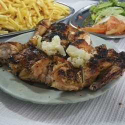 Frango no Churrasco